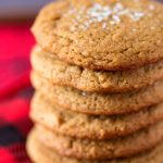 Salted Ginger Cookies
