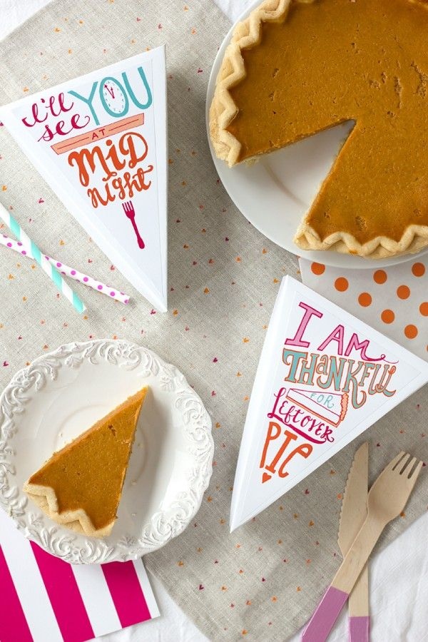 5 Colorful Thanksgiving Ideas from @cydconverse