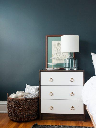 A Mini Home Tour + Tips for Choosing a Paint Color Palette thumbnail