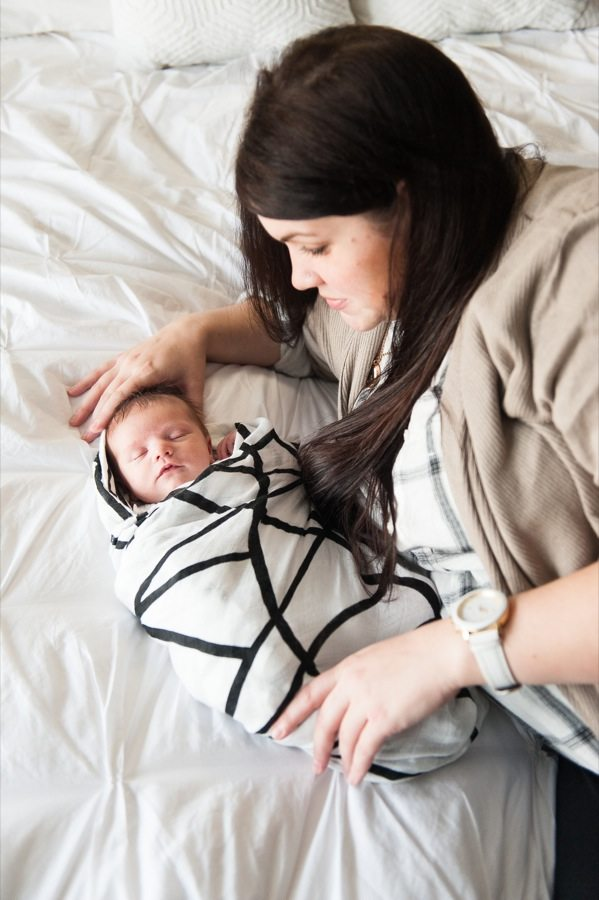 Newborn photos for @cydconverse