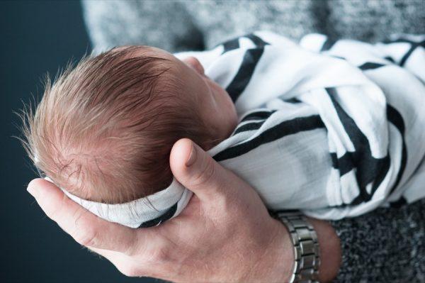 Newborn photos for @cydconverse