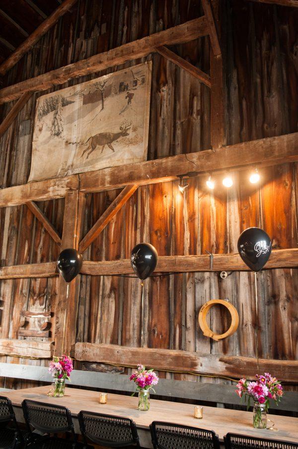 @cydconverse's Rustic Barn Baby Shower at a Vineyard