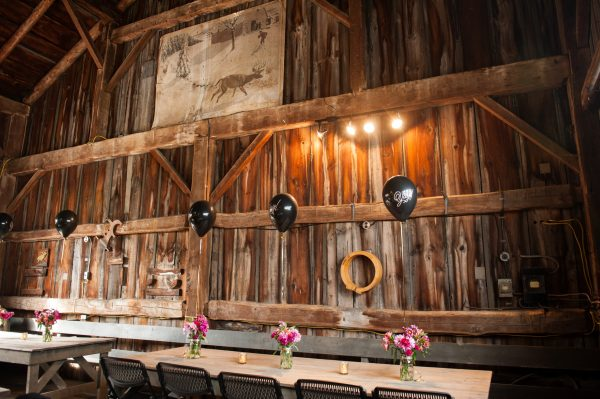 @cydconverse's Rustic Barn Baby Shower at a Vineyard