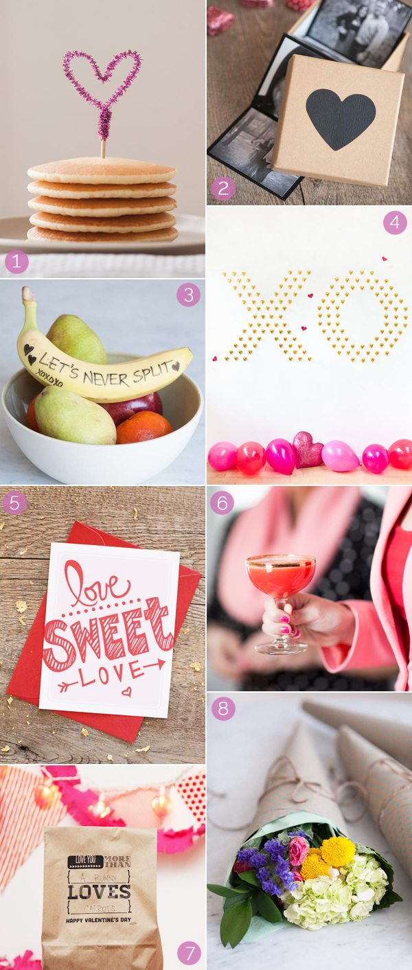 Fun Valentine's Day Ideas from @cydconverse