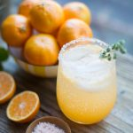 Sunny Clementine Cocktail
