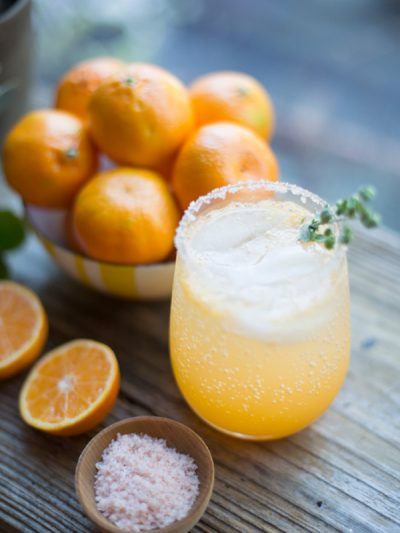 Sunny Clementine Cocktail thumbnail
