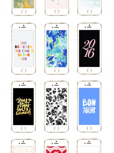 12 Awesome iPhone Wallpaper Designs for Winter thumbnail