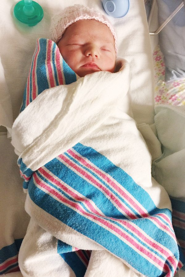C-Section Birth Story