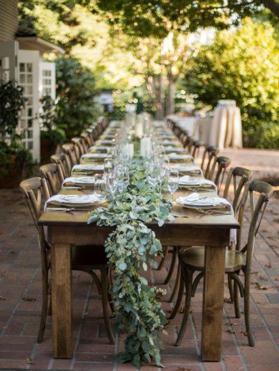 An Elegant Al Fresco Engagement Dinner Party thumbnail