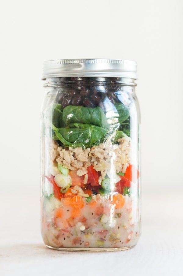 Healthy Lunch Ideas from @cydconverse
