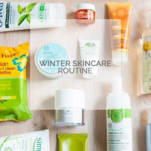My Winter Skincare Routine thumbnail