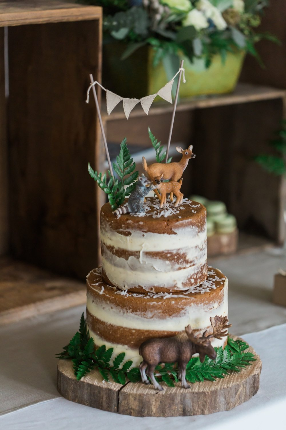 Exceptional A Whimsical Woodland Theme Baby Shower From @cydconverse