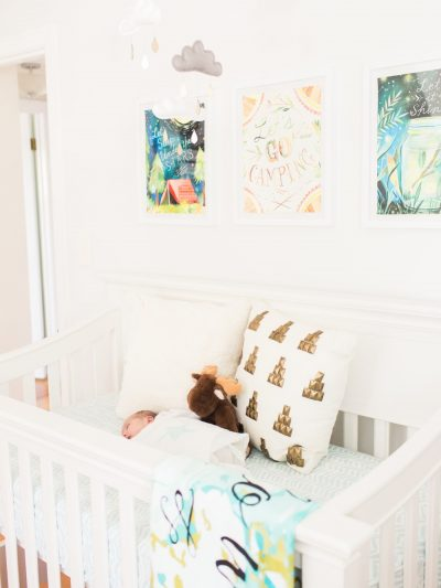 Baby Graham's Nursery Tour thumbnail