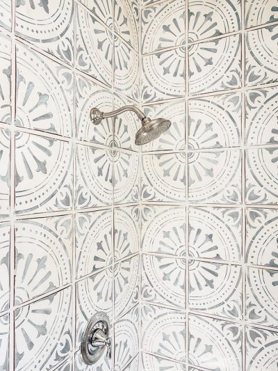 Loving Patterned Cement Tile thumbnail