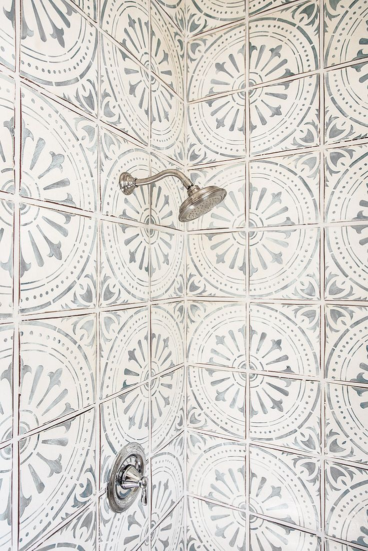 Trend Watch: Loving Patterned Cement Tile from @cydconverse
