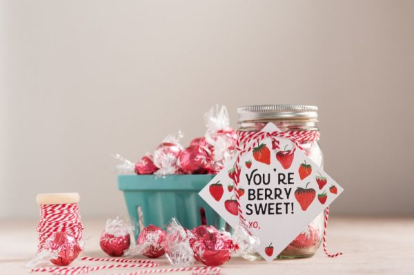 Printable Valentines from @cydconverse
