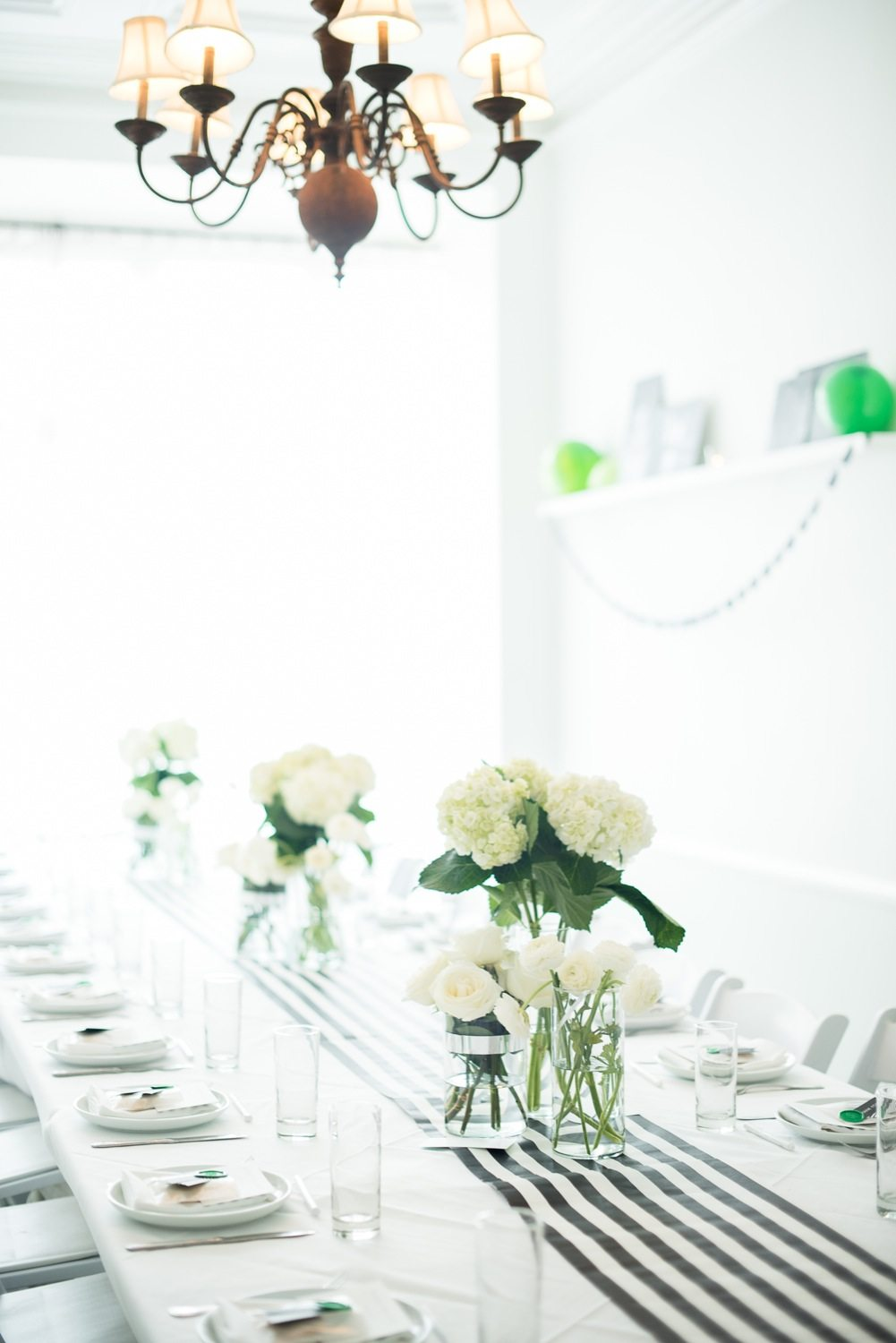 modern baby shower decor baby shower ideas from cydconverse