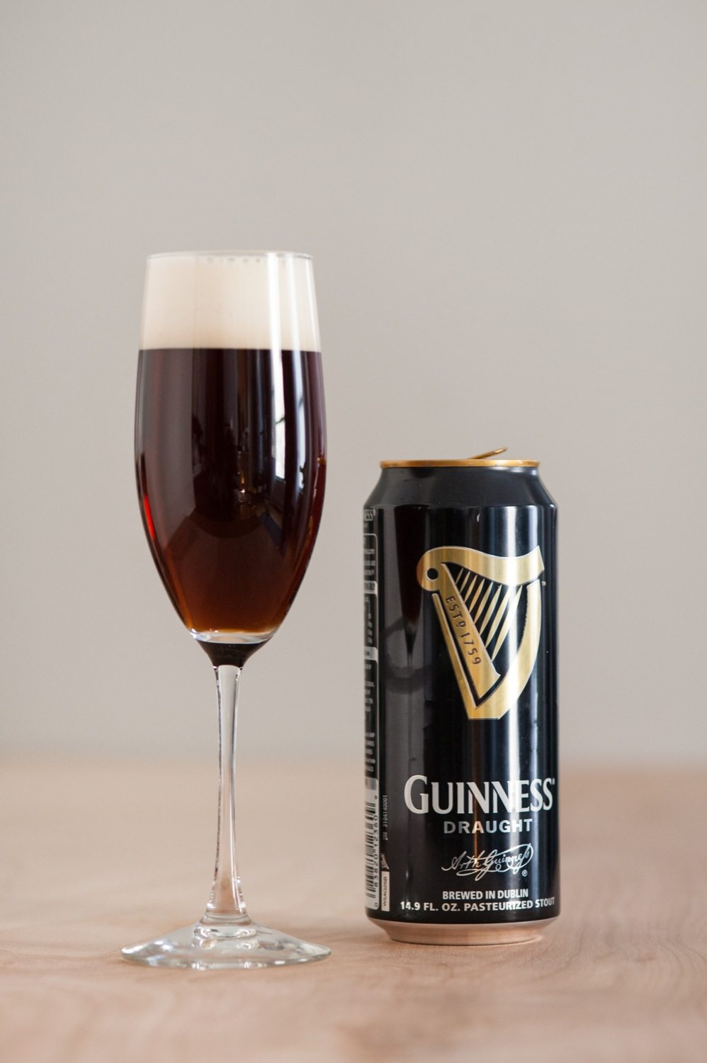 Black Velvet Cocktail | St. Patrick's Day Cocktail Recipes from @cydconverse