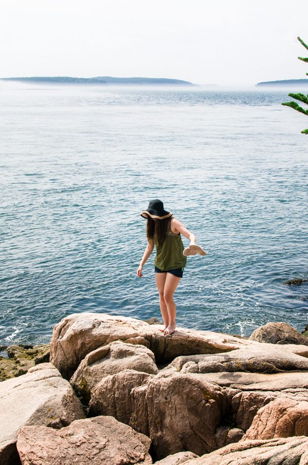 Acadia National Park Guide + Bar Harbor Travel Guide | Maine Travel Guide from @cydconverse