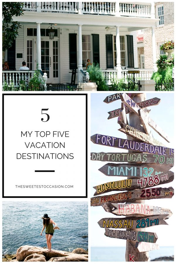 Best Vacation Spots from @cydconverse | Travel guides, vacation destinations and travel tips!