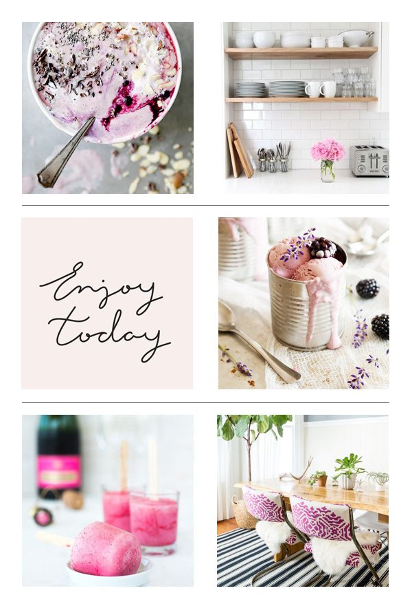 Pinterest Favorites from @cydconverse | Recipes, smoothies, cocktails, home decor and more!