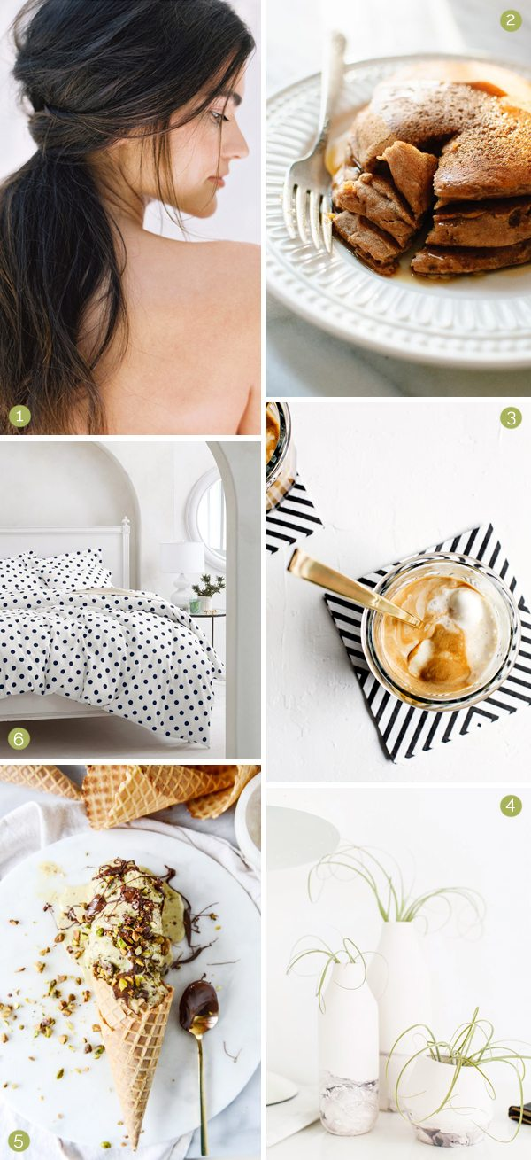 Craft ideas, recipes, DIY and cocktails to inspire your weekend from @cydconverse