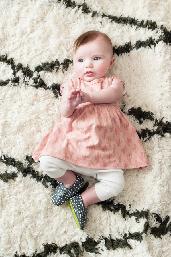 Baby Talk | Four Month Baby Photos from @cydconverse