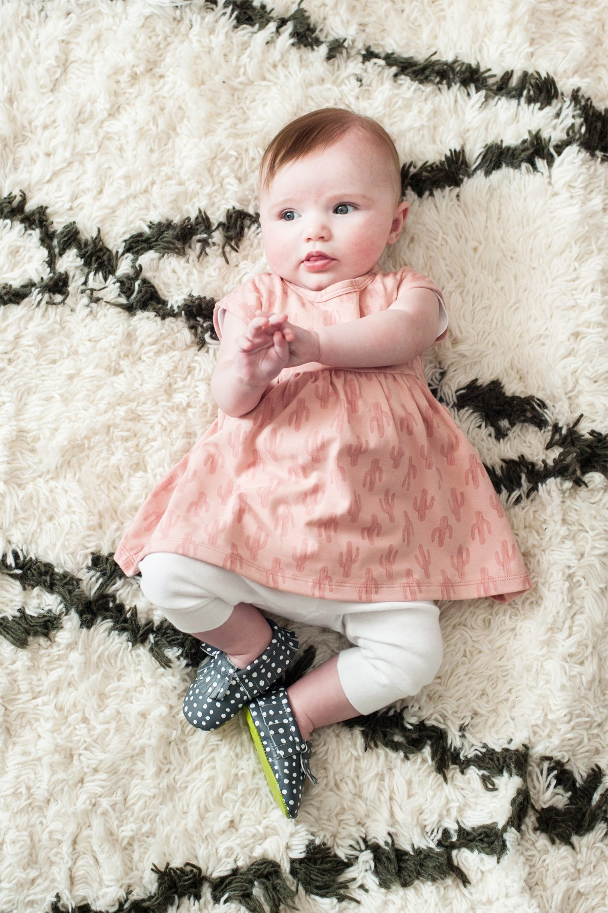 Baby Talk   Four Month Baby Photos from @cydconverse