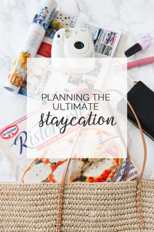 Planning the Ultimate Staycation | Hometown Staycation Ideas from @cydconverse