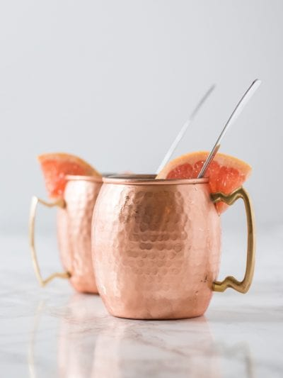 Grapefruit Moscow Mule thumbnail