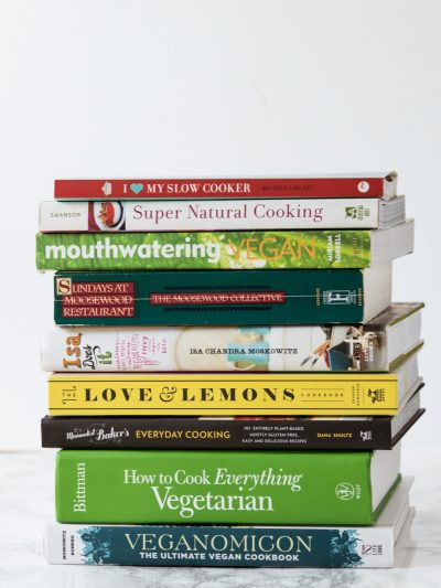 Our Favorite [Mostly] Vegetarian Cookbooks thumbnail