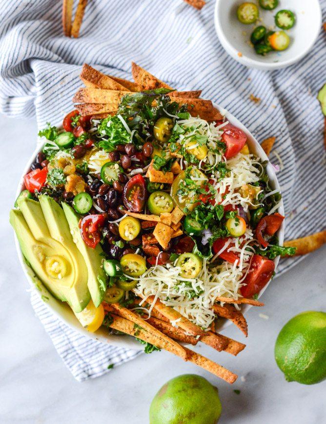 Hot Dog Shrimp Salad