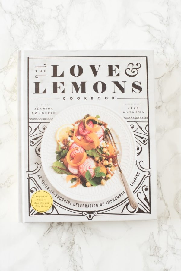The Love and Lemons Cookbook - Best Vegetarian Cookbooks and Vegan Cookbooks from @cydconverse | Click over for our favorite meat-free and plant-based cookbooks or repin to save for later!