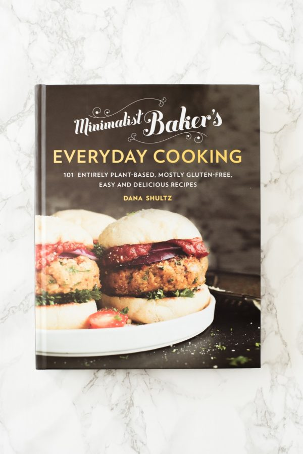 Minimalist Baker's Everyday Cooking - Best Vegetarian Cookbooks and Vegan Cookbooks from @cydconverse | Click over for our favorite meat-free and plant-based cookbooks or repin to save for later!