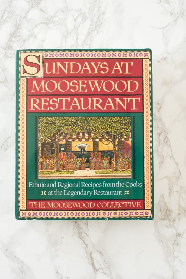 Sundays at Moosewood Restaurant - Best Vegetarian Cookbooks and Vegan Cookbooks from @cydconverse | Click over for our favorite meat-free and plant-based cookbooks or repin to save for later!