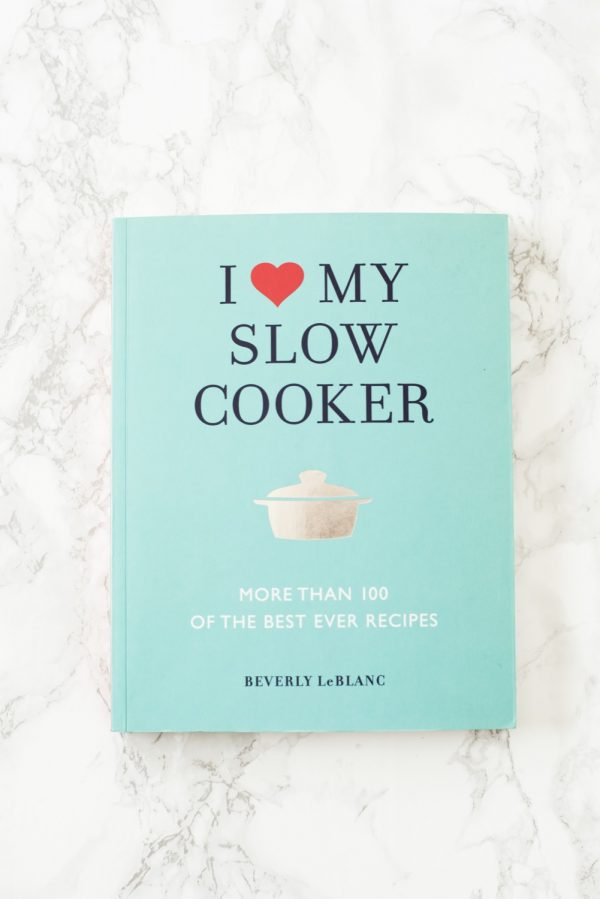 I Love My Slow Cooker - Best Vegetarian Cookbooks and Vegan Cookbooks from @cydconverse | Click over for our favorite meat-free and plant-based cookbooks or repin to save for later!