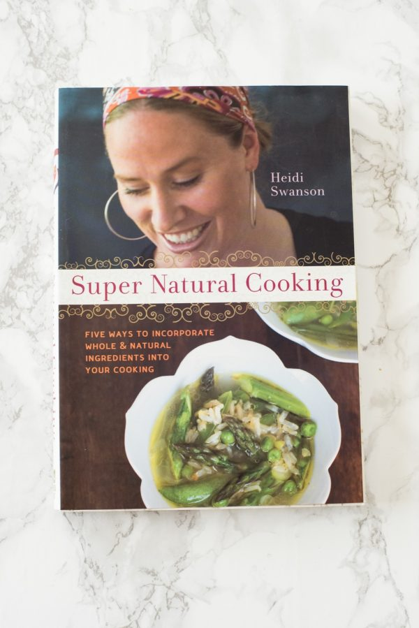 Super Natural Cooking - Best Vegetarian Cookbooks and Vegan Cookbooks from @cydconverse | Click over for our favorite meat-free and plant-based cookbooks or repin to save for later!