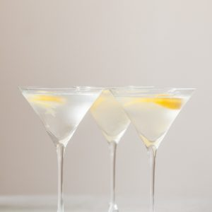Classic Vodka Martini with a Twist thumbnail