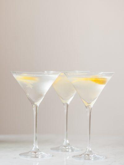 Classic Vodka Martini with a Twist thumbnail