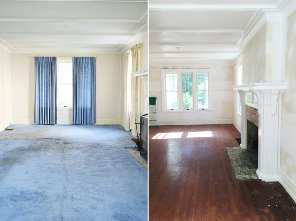 An Old House Renovation Update from @cydconverse | Follow along with our old house renovation of our 1910 craftsman style home in upstate New York. We'll be sharing design ideas, renovation tips, home improvement ideas and more!