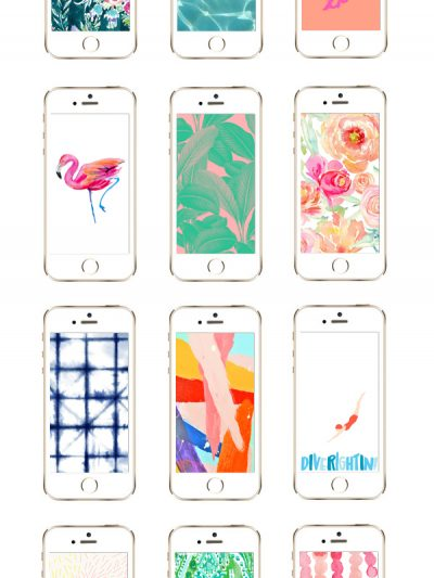 12 More Awesome iPhone Wallpaper Designs for Summer thumbnail