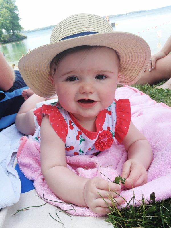 Baby Talk | Seven month old baby update from @cydconverse