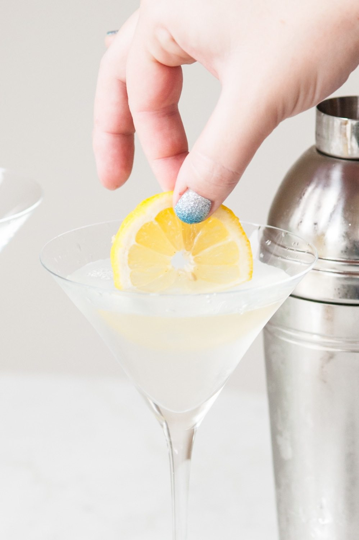 Classic vodka martini with a twist the sweetest occasion for Vodka martini