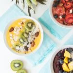 How to Make Fresh Summer Smoothie Bowls
