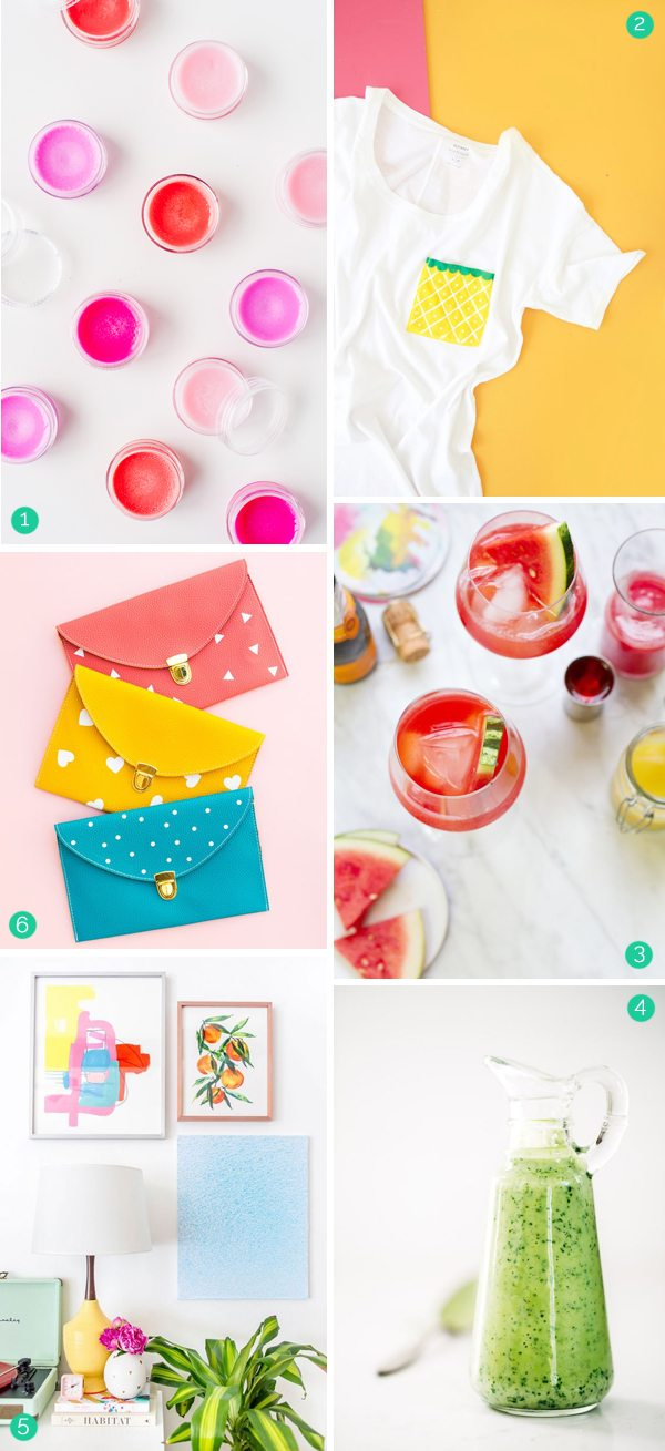 The Weekend To Do List | Party ideas, DIY projects, recipes, cocktail recipes and more from @cydconverse