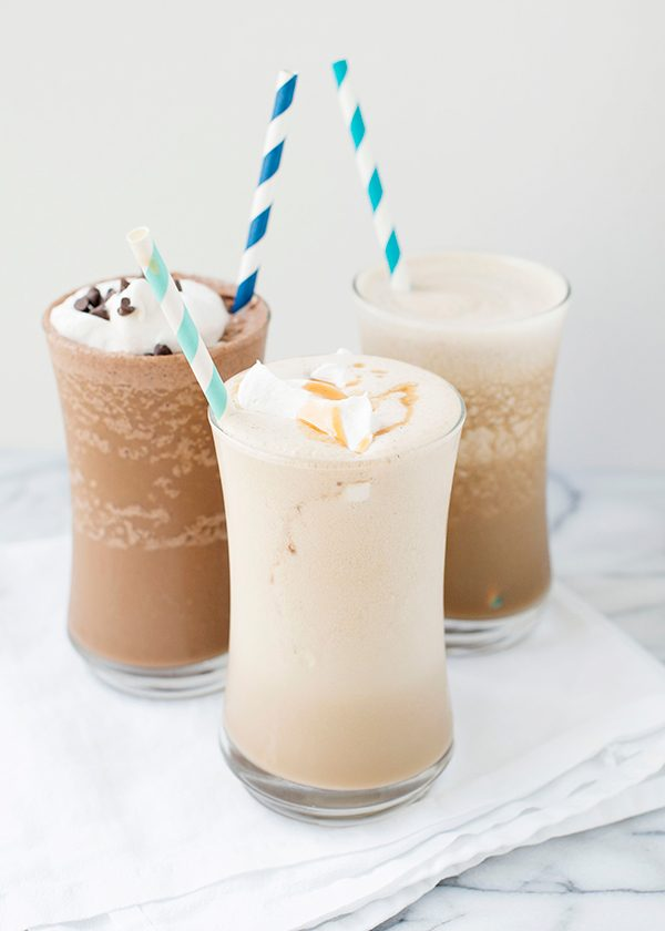 Almond Milk Iced Coffee Recipe | Best Iced Coffee Recipes from @cydconverse