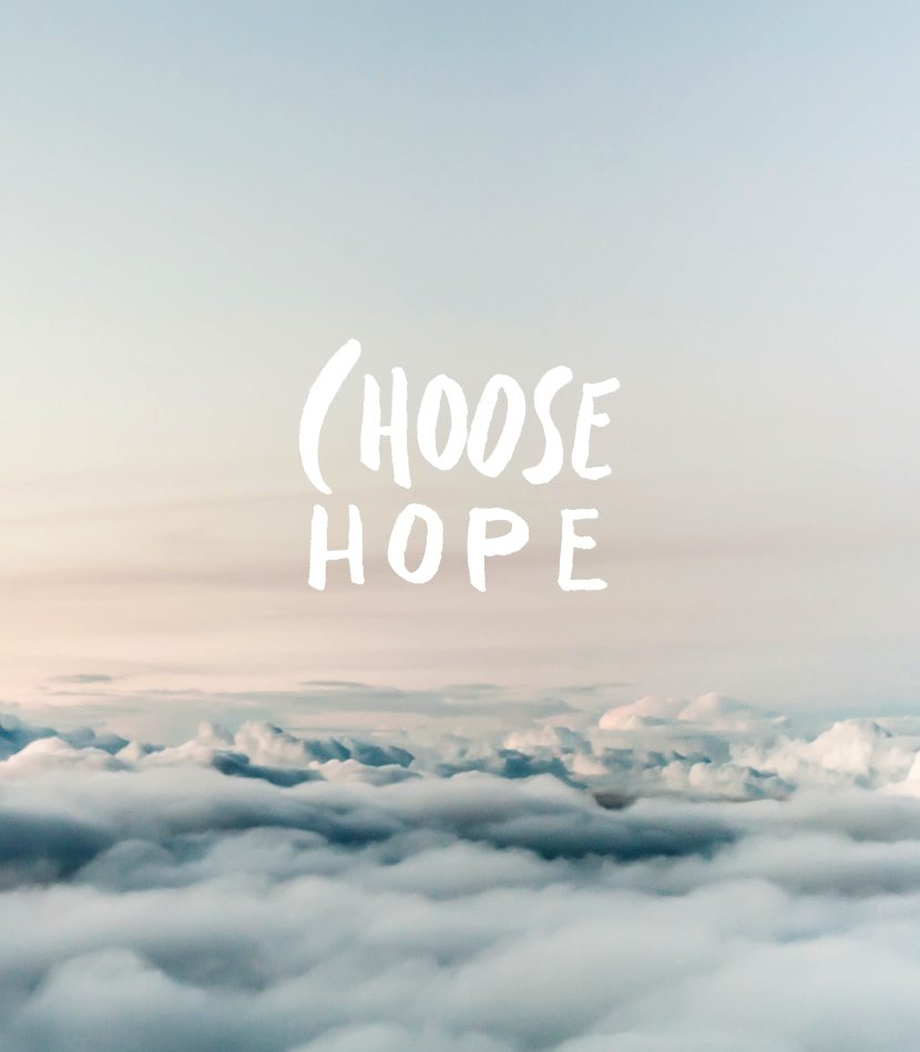 Quotes Hope Choose Hope  Motivational Quotes Inspiring Quotes Pinterest