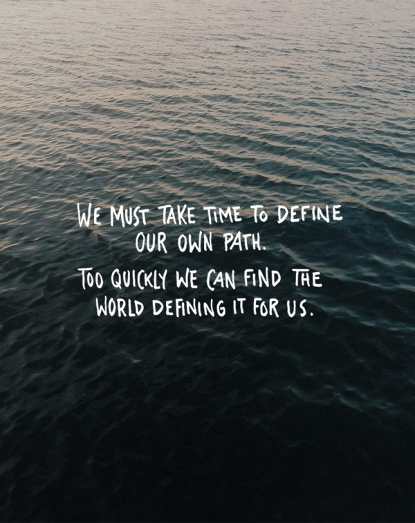 Choose your own path | Motivational quotes, inspiring quotes, Pinterest quotes