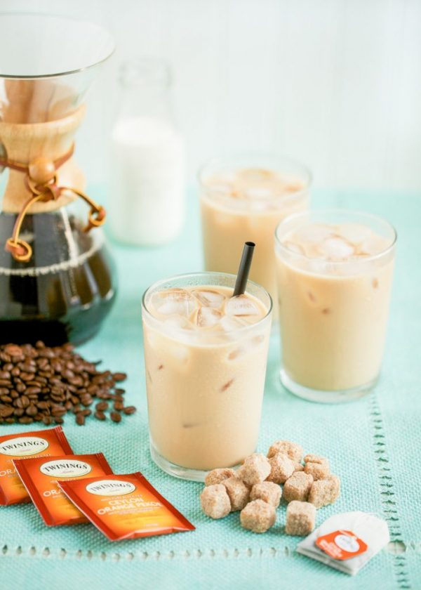 Hong Kong Iced Coffee Recipe | Best Iced Coffee Recipes from @cydconverse