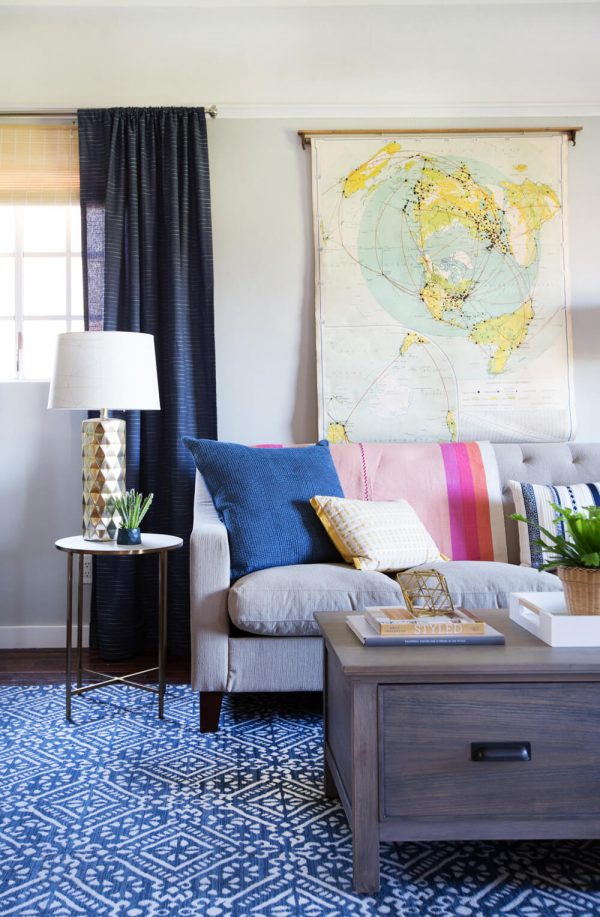 Living Room Decor Ideas from @cydconverse | Interior design, home decor, entertaining ideas and more!